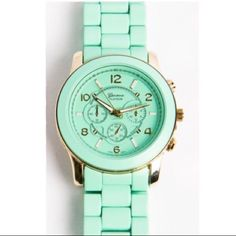 Geneva Mint Watch