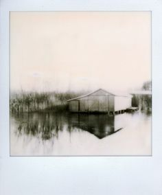 """fishermans cabin "" - an Impossible photo by nepumug Polaroid Instax, Polaroid Film, Film Photography, Inspiring Photography, Graphite Art, Fuji Instax, Holga, Polaroid Pictures, Southern Gothic"