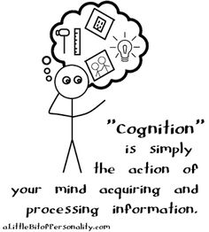 A Little Bit of Personality: Cognition - The Super Simple Series! | Part 1: Cognition and the Four Types of Information