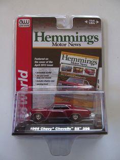 Auto World Hemmings diecast