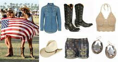 The 2016 Stagecoach Country Music Festival will be kicking up the dust at the Empire Polo Club April 29 - May 1 showcasing some of the biggest acts in country, blues and southern rock music. All Fashion, Fashion Show, Stagecoach Festival, Polo Club, May 1, Rock Music, Country Music, Westerns, Latest Trends