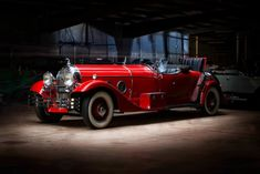 1933 Pierce Arrow Silver Arrow Convertible - (Pierce-Arrow Motor Car Company Buffalo, New York 1901-1938)