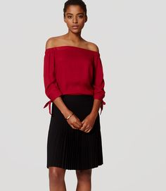 Thumbnail Image of Primary Image of Off the Shoulder Blouse