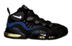 best loved c7d95 0743a Had these Nike Air Max Chris Webbers in multiple colorways back in the day.  Think