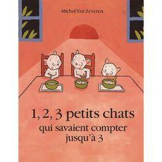 123 petits chats version Narramus Petite Section, Splat Le Chat, Nursery Activities, Album Jeunesse, Kids Library, Family Guy, Blog, Albums, Cycle 1
