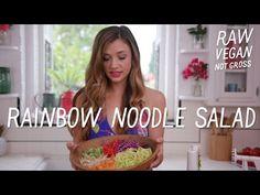 Laura Miller – Raw. Vegan. Not Gross. » Rainbow Noodle Salad