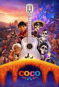 Coco, film completo animazione del 2017 in streaming HD gratis in italiano, guarda online a 1080p e fai download in alta definizione. Cocoè un film d'animazione del2017diretto daLee UnkricheAdrian Molina, distribuito dallaWalt Disney Picturese prodotto e creato dallaPixar Animation Studios.