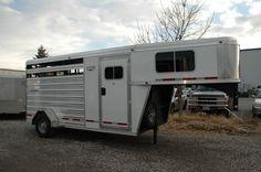 Stockman Horse Trailers, Recreational Vehicles, Horses, Camper Van, Horse, Rv Camping, Camper