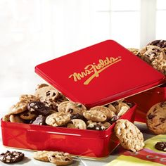 Mrs. Fields Trivia is HERE - Win FREE COOKIES!!!