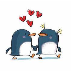 Love pinguins