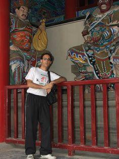 Deidades protectoras del Templo Shaolin