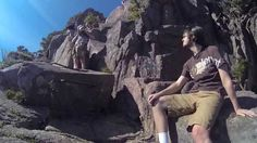 The Beehive Trail-Acadia National Park August 2013 (GoPro Footage)