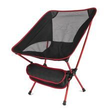 Travel Outdoor Folding Chair Ultralight High Quality Outdoor Camping Chair Portable Beach Hiking Picnic Seat Fishing Tools Chair In 2020 Outdoor Folding Chairs Camping Chairs Fishing Chair