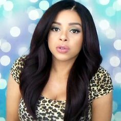 Model Model Jinni wig review, lace front wigs, wigs for women, african american wigs, lace front wig reviews