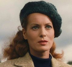 "Maureen O'Hara in ""The Quiet Man"", (1952)."