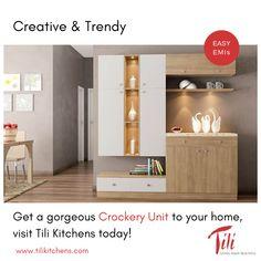 Modular kitchen & Wardrobe Manufacturers in Bangalore Best Home Interior Design, Design Your Home, Wardrobe Design, Home Goods, Kitchen Design, Cool Designs, The Unit, Interiors, Space