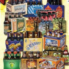 """At """"RHTHYM & BREWS"""" SAT. 10/12 at LV, 12–4, besides LIVE MUSIC for all, & BALLOON SCULPTING for KIDS, TASTE CRAFT & PREMIUM BEERS from Chicago to Europe. GREAT LAKES Ale, LAKEFRONT PUMPKIN Lager, TWO BROTHERS Outlaw IPA, ANGRY ORCHARD Cider, SPATEN OKTOBERFEST Beer, STIEGEL GRAPEFRUIT Radler & LOTS MORE. Select varieties of these & tons of others ON SALE thru Wed. (To taste, need $10 + 21-or-older ID)"""