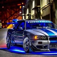 Nissan Skyline GT-R R34 review, interesting facts, and photos
