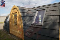 Luxury Glamping pod with bathroom