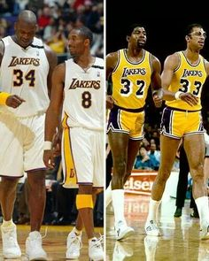 Magic Johnson and Kareem Abdul Jabbar of the 1980 Lakers Basketball Is Life, Basketball Legends, Sports Basketball, Basketball Players, College Basketball, Magic Johnson, Coach Carter, Nba Stars, Sports Stars
