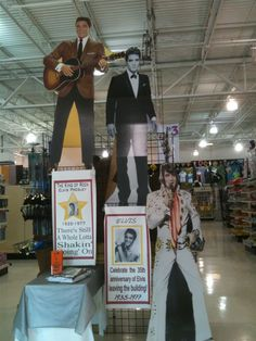 Have your own Elvis Party!