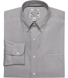 1905 Buttondown Collar Slim Fit Dress Shirt | JoS. A. Bank Clothiers
