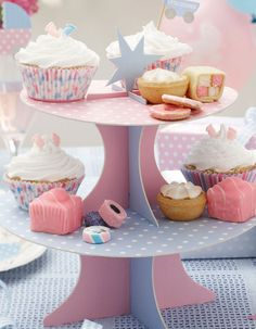 31 Best Pink And Blue Baby Shower Images Baby Shower Decorations