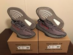 af60c852f30ba NEW Adidas Yeezy Boost 350 V2 Beluga 2.0 Size 12 IN HAND Ready Too ...