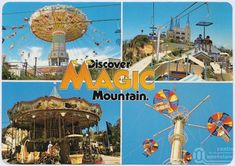 Magic Mountain, Gold Coast
