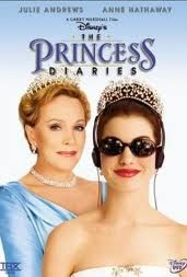 The Princess Diaries 1...this one I love
