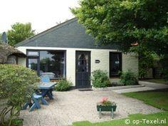 Vakantiehuis Scholekster in het veld bij Oosterend op Texel  www.Scholekster.op-Texel.nl