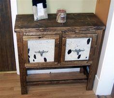Western ranch rustic livingroom furniture