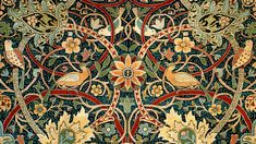 Tekstilsamlingen Victoria and Albert musem