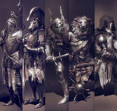 -- Share via Artstation iOS App, Artstation © 2017 Character Creation, Character Concept, Character Art, Concept Art, Character Design, Fantasy Castle, Knight Armor, Cyberpunk Art, Fantasy Armor