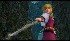 Hyrule Warriors - Skyward Sword Zelda DLC