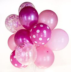 Check out this item in my Etsy shop https://www.etsy.com/listing/516682653/raspberry-confetti-balloons-dot-marble