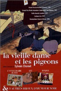 The Old Lady and the Pigeons (1998)