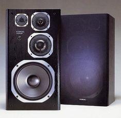 Speaker Kits, Monitor Speakers, Home Speakers, Bookshelf Speakers, Hi Fi System, Audio System, Hifi Audio, Audio Speakers, Yamaha Speakers