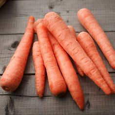 Buy some carrots at your local farmers' market. Their antioxidants give you good eyesight!