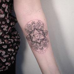 Merkabah Tattoo