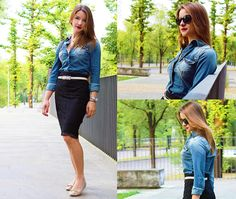 More photo on my blog http://www.carmenantal.com/lets-get-inspired-with-denim/