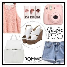 """""""Romwe 1"""" by amra-f ❤ liked on Polyvore featuring Mansur Gavriel"""