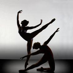 Silhouette & Sculptures - Photo by Richard Calmes - http://www.pbase.com/rcalmes Ballet, балет, Ballett, Ballerina, Балерина, Ballarina, Dancer, Dance, Danza, Danse, Dansa, Танцуйте, Dancing