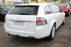 2011 Holden Berlina VE Series 2 Sportwagon Used Wagon for sale in Melbourne
