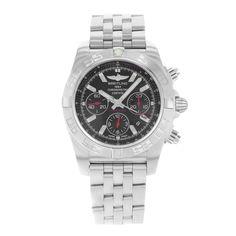 Refurbished Breitling Chronomat 44 01 AB011110/BA50-SS Automatic Men's Watch