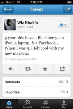 Wiz Khalifa @Wizdom. TRUTH.