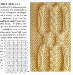 knitting pattern knitting pattern #102                                                                                                                                                                                 Mais