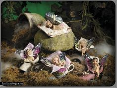 fairy dolls handcrafted