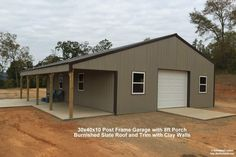 Customer Project Photo Gallery - Pole Barns
