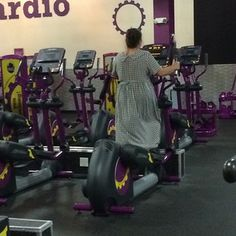 Planet fitness squat rack intimidating team